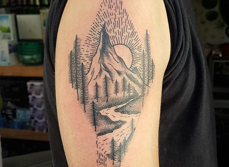 tattoo blackwork